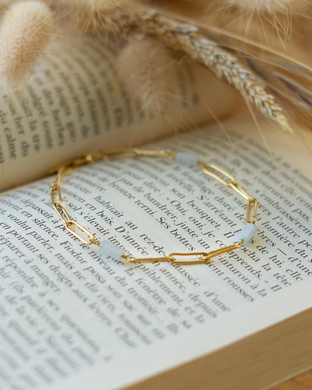 bracelet chaine femme