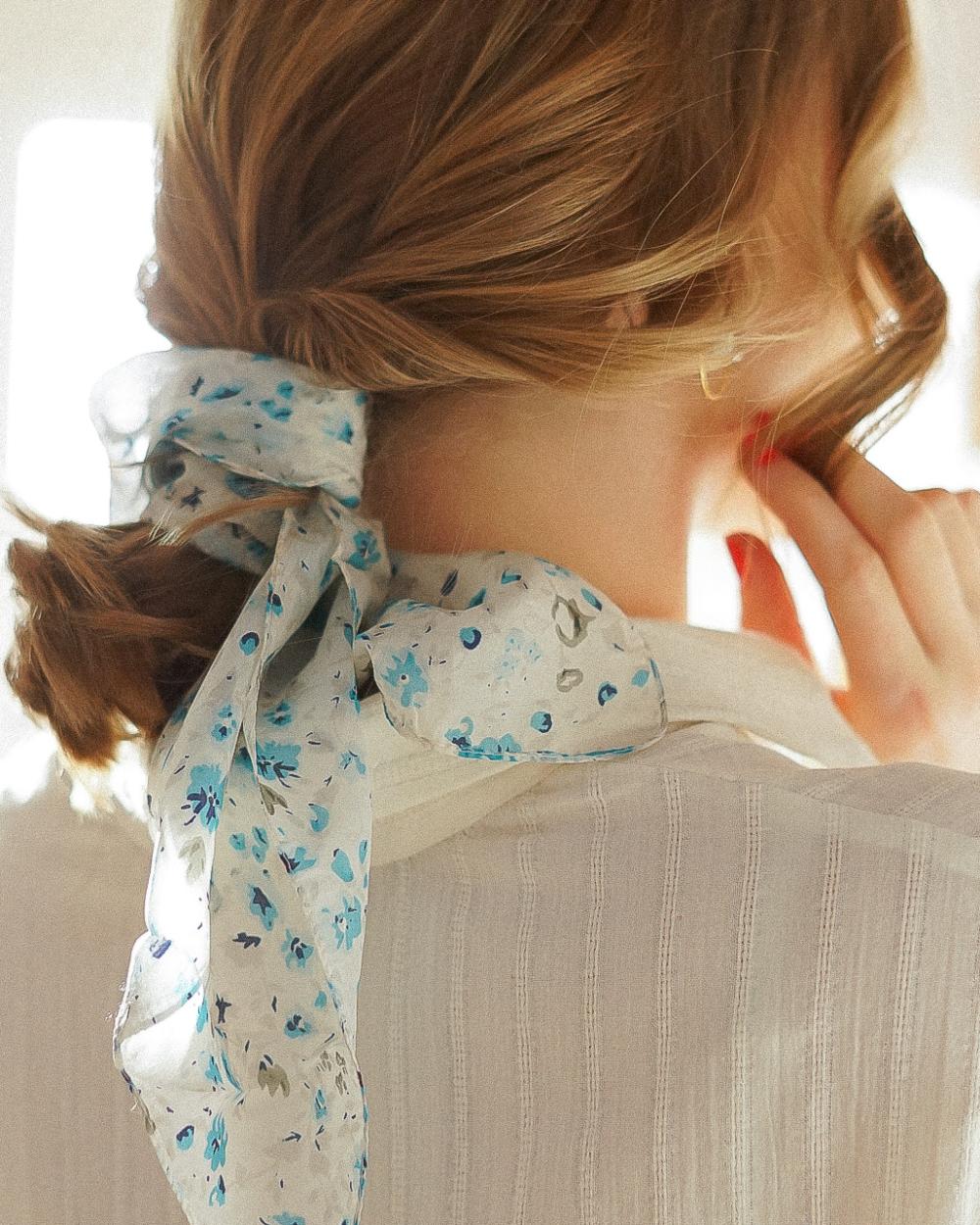 foulard femme