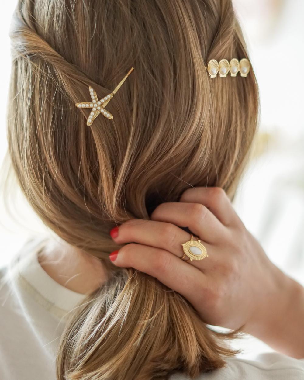 barrette coiffure