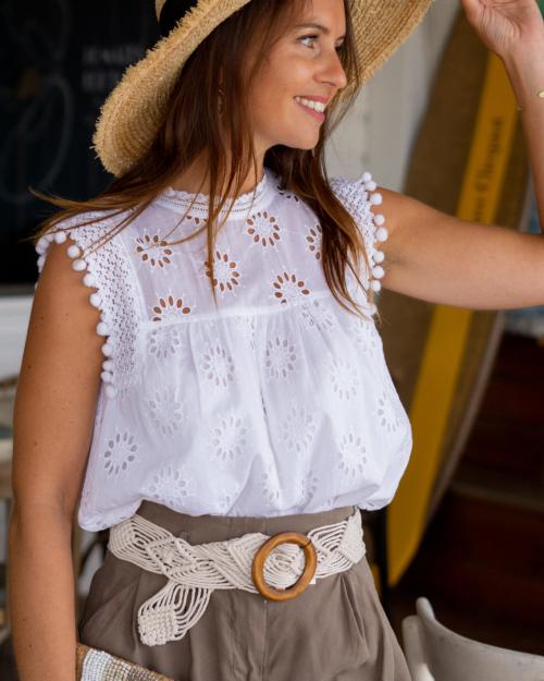 blouse bohème