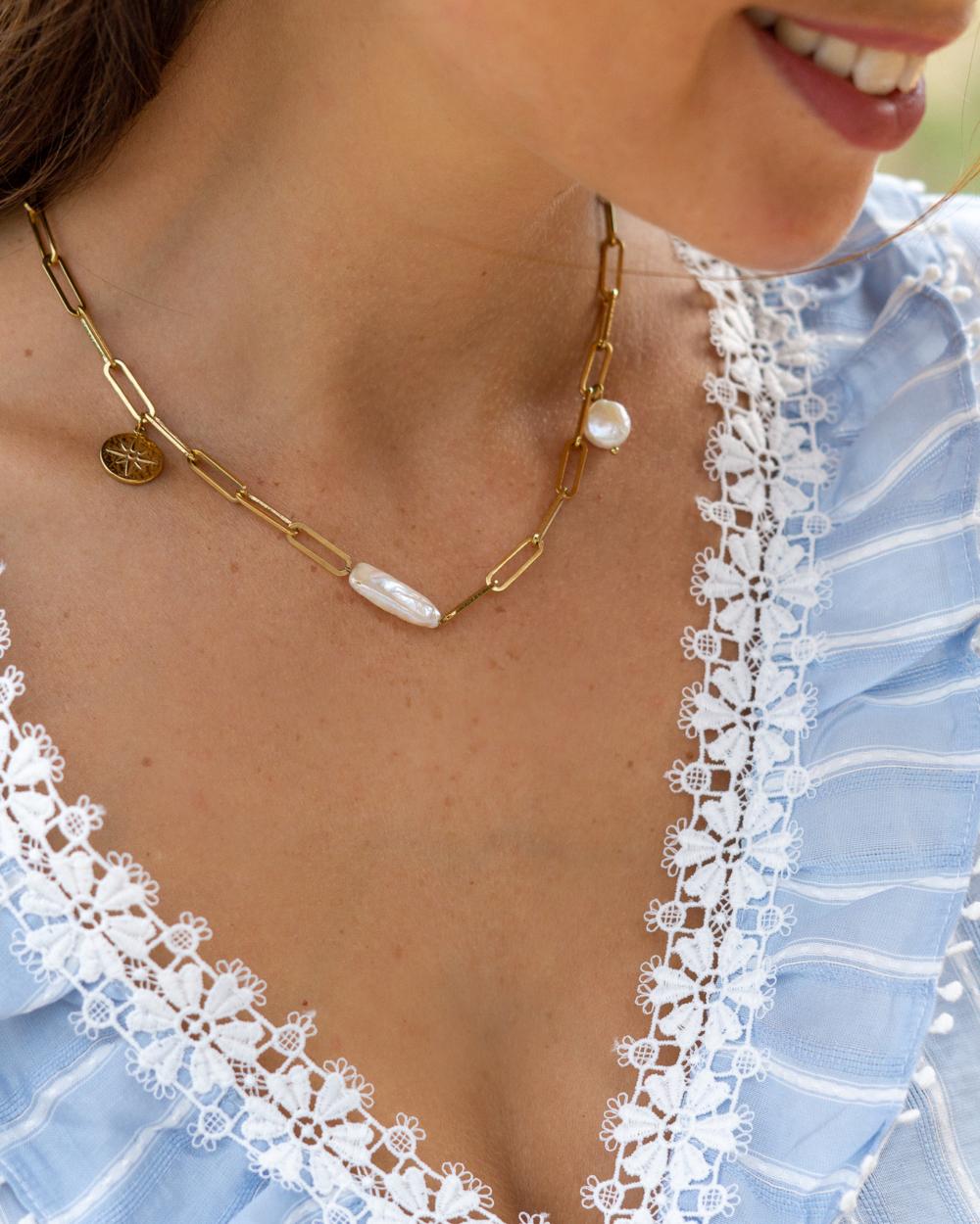 Découvrez toute notre sélection de bijoux en acier inoxydable. Un large choix de colliers, bracelets, joncs, bagues et boucles d'oreilles vous attendent.
